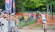 Com ciclistas de dez países, CIMTB Levorin esquenta briga para Rio 2016