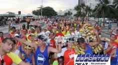 Drunks alegrou a orla carioca no domingo