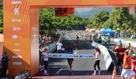 Inscrições esgotadas para a Maratona e Meia do Rio