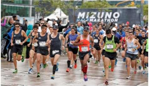 Mizuno Half Marathon de Buenos Aires acontece em 1º novembro