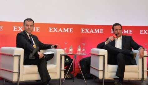 Eduardo Paes discute legado dos jogos olímpicos em debate