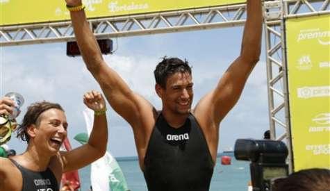Italianos vencem a principal prova do Circuito Nacional Rei e Rainha do Mar, em Fortaleza, neste domingo