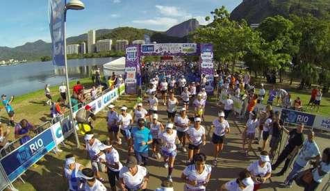 Corrida da mulher terá participantes de vários estados