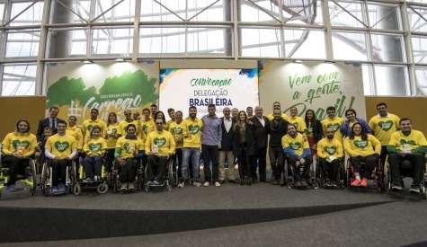 Comitê Paralímpico Brasileiro convoca 278 atletas para os Jogos Paralímpicos Rio 2016